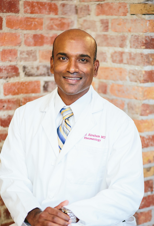 Dr  Sunil V  Abraham – Asheville Arthritis